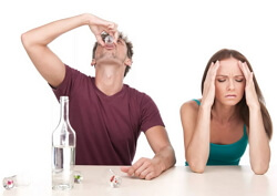 What to do if a husband drinks